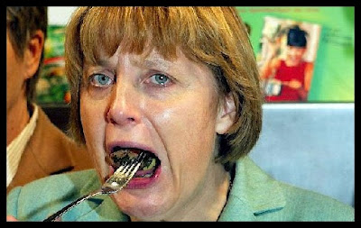 Image result for merkel ugly