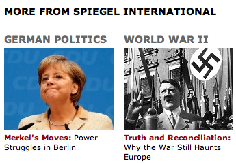 Spiegel International